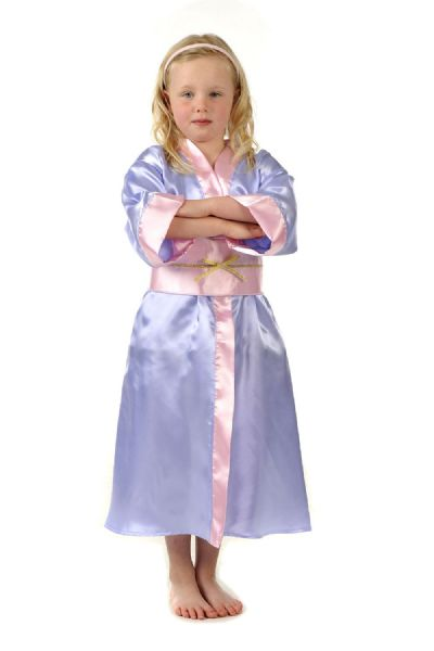 Children's Girls Chinese Girl /Japanese Kimono Fancy Dress Up Costume